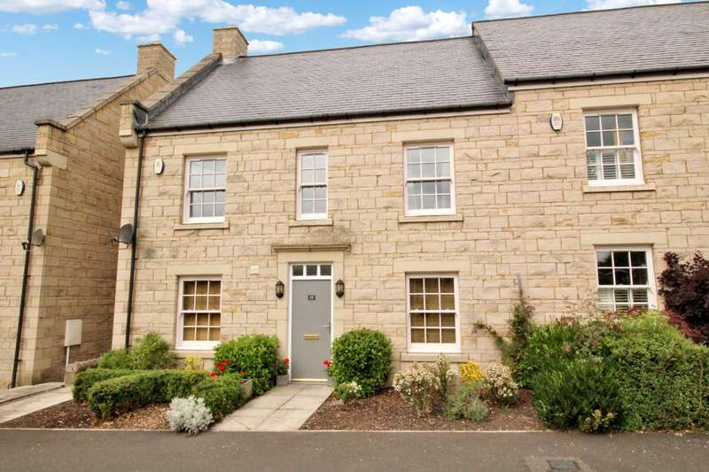 5 Bedrooms Semi Detached House for sale in Chains Drive, Hexham