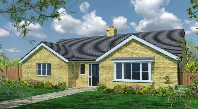 4 Bedrooms Detached Bungalow for sale in Louth Outskirts