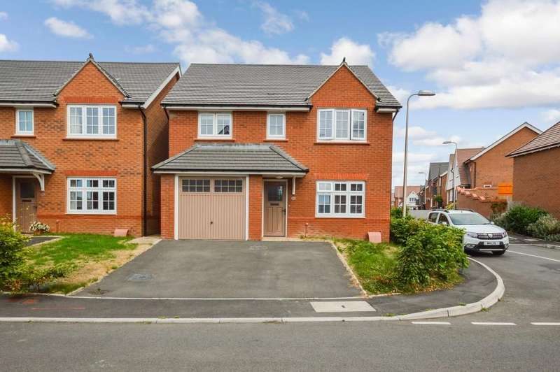 4 Bedrooms Detached House for sale in River Avenue, Trelewis