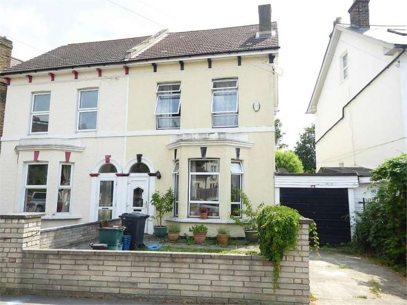 3 Bedrooms Semi Detached House for sale in Dagnall Park, London