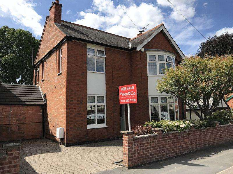 3 Bedrooms Detached House for sale in Goodes Lane, Syston