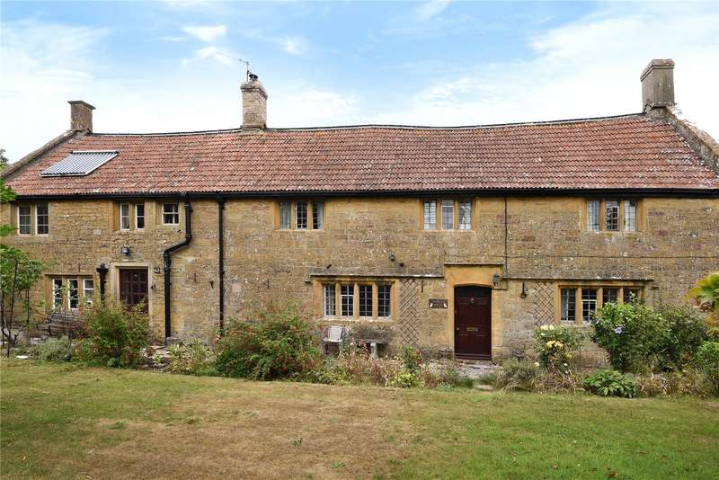 4 Bedrooms Detached House for sale in Hurst, Martock, Somerset, TA12