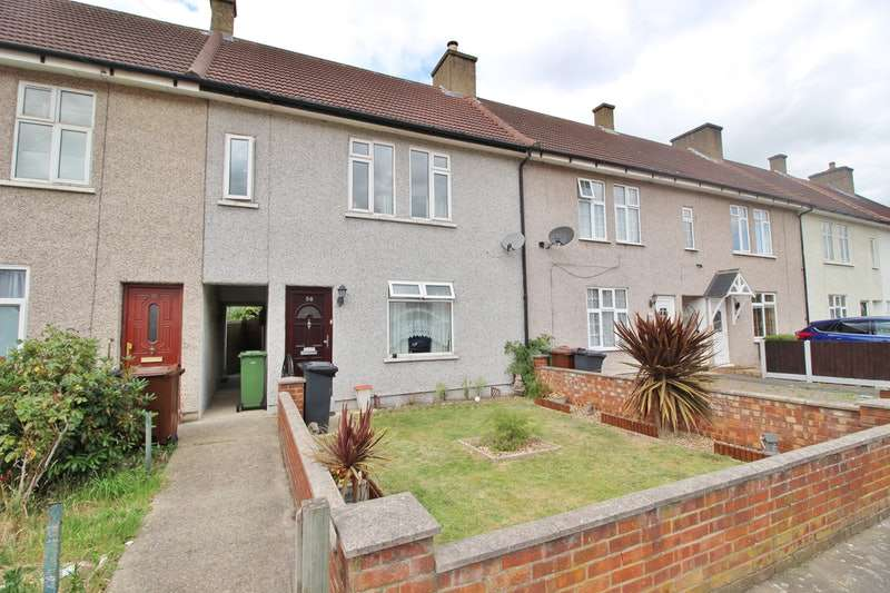 2 Bedrooms Terraced House for sale in Baron Road, Dagenham, London, RM8