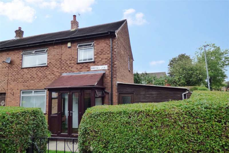 3 Bedrooms End Of Terrace House for sale in Eastwood Road, New Moston, Manchester, M40