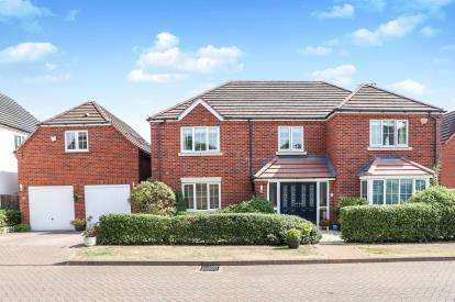 5 Bedrooms Detached House for sale in Bronze View, Westwood Health, Coventry, West Midlands