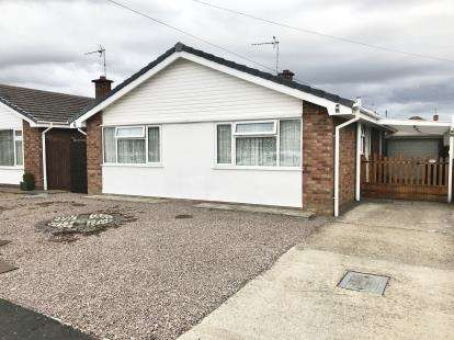 2 Bedrooms Bungalow for sale in Amberley Crescent, Boston, Lincolnshire, England