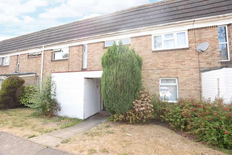 3 Bedrooms Terraced House for sale in Wordsworth, Bracknell, Berkshire, RG12