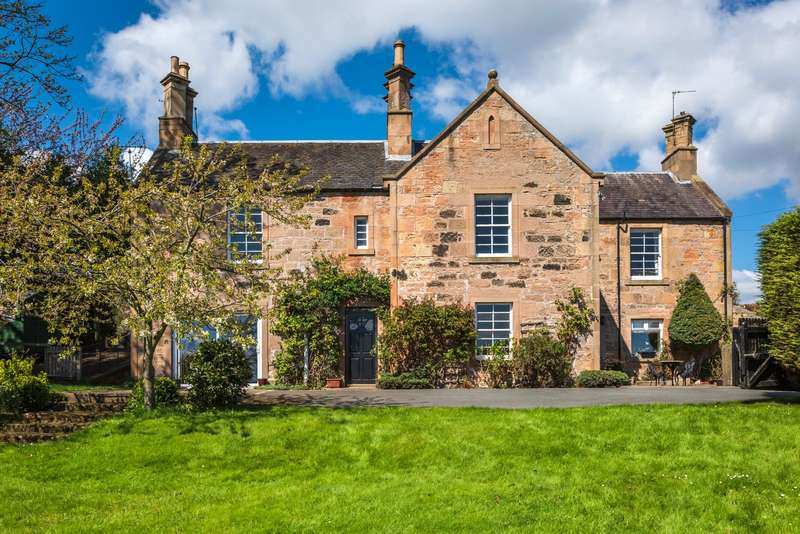 4 Bedrooms Detached House for sale in Dales Farmhouse, By Dunfermline, Fife, KY11