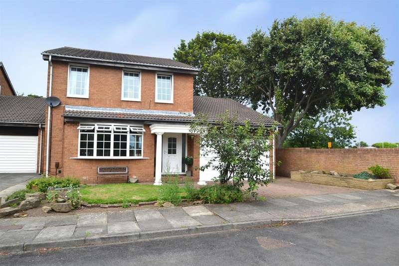 5 Bedrooms Detached House for sale in Kelvin Grove, North Shields