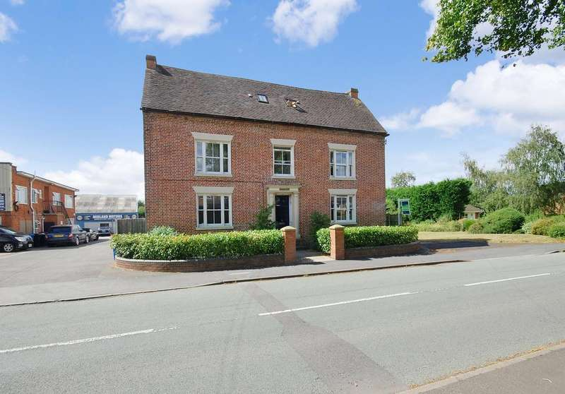 2 Bedrooms Apartment Flat for sale in Brewood Road, Coven, Wolverhampton WV9
