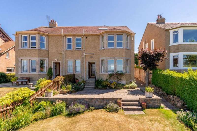 4 Bedrooms Semi Detached House for sale in Iona, Marine Terrace, Gullane, EH31 2AZ