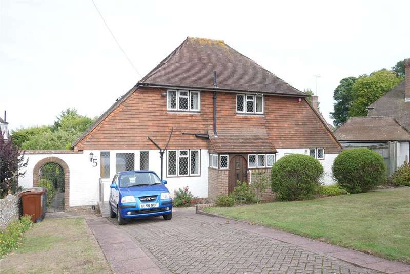 3 Bedrooms Detached House for sale in Manor Way, Ratton, Eastbourne, BN20