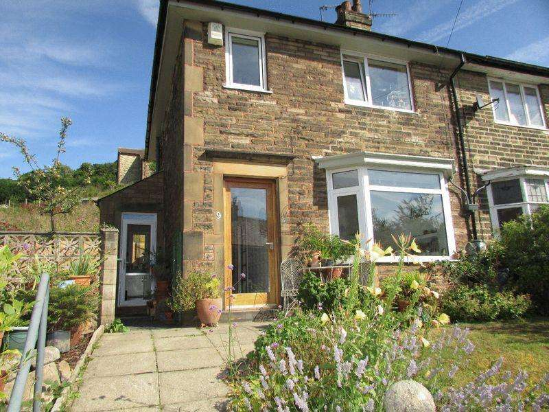 3 Bedrooms Semi Detached House for sale in Highcroft Road, Todmorden