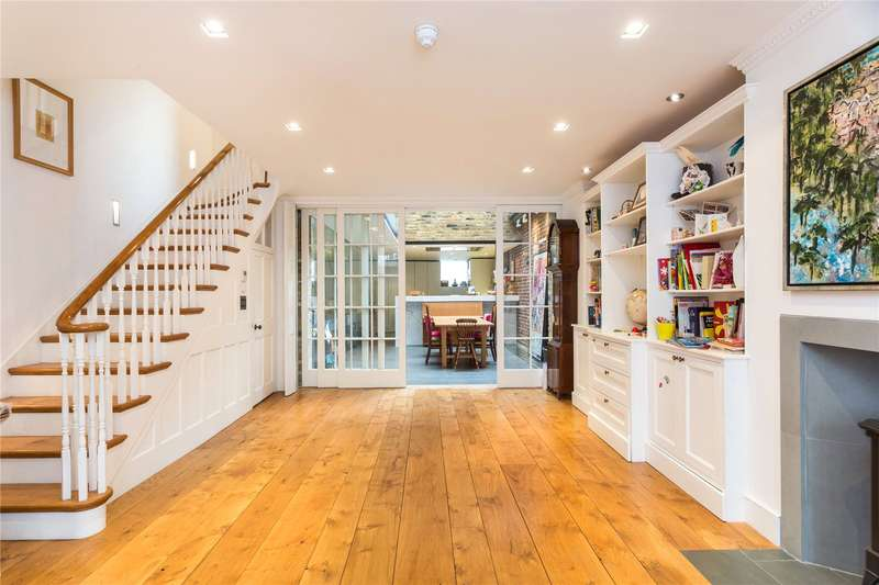 5 Bedrooms Terraced House for sale in Goodge Place, London, W1T