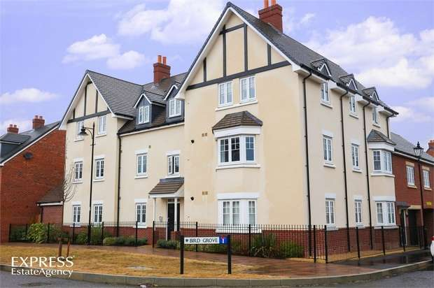 1 Bedroom Flat for sale in Wilkinson Road, Kempston, Bedford