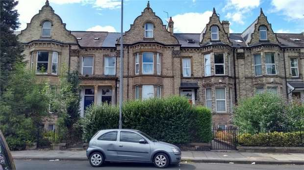 2 Bedrooms Flat for sale in Grange Road, Darlington, Durham