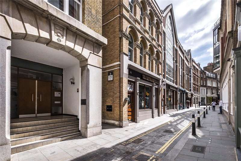 1 Bedroom Flat for sale in Cathedral Court, 68 Carter Lane, London, EC4V