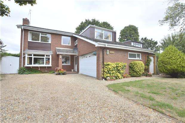 5 Bedrooms Detached House for sale in Court Road, Strensham, WORCESTER, WR8 9LP