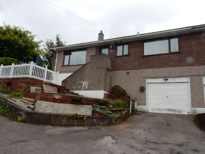 3 Bedrooms Semi Detached House for sale in Laygarth, Dent Road, Thornhill, Egremont, Cumbria
