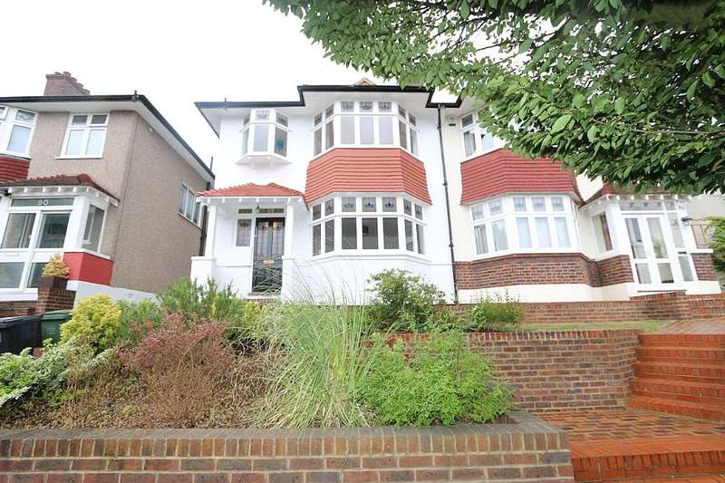 4 Bedrooms Semi Detached House for sale in Westwood Park, Forest Hill, London, SE23