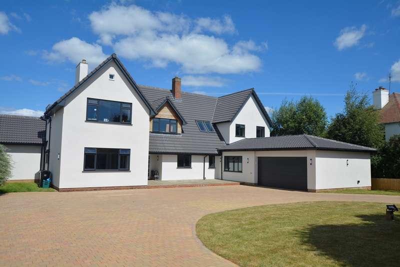 5 Bedrooms Detached House for rent in Grange Road, Saltford, Bristol, BS31