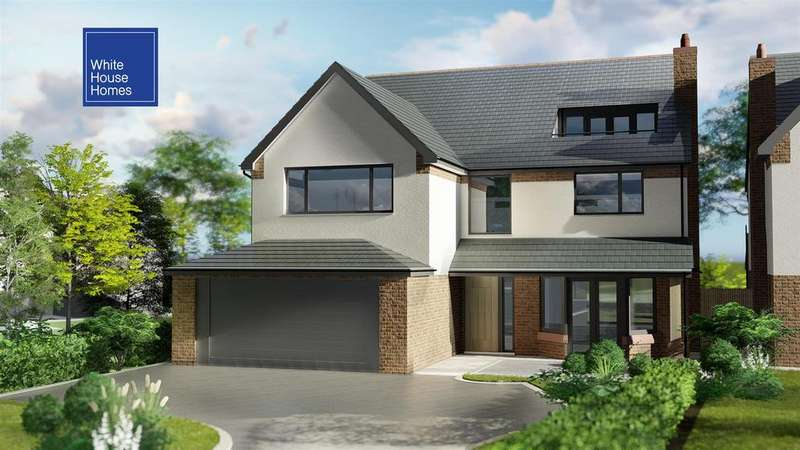 6 Bedrooms Detached House for sale in The Curlews, The Parade, Parkgate