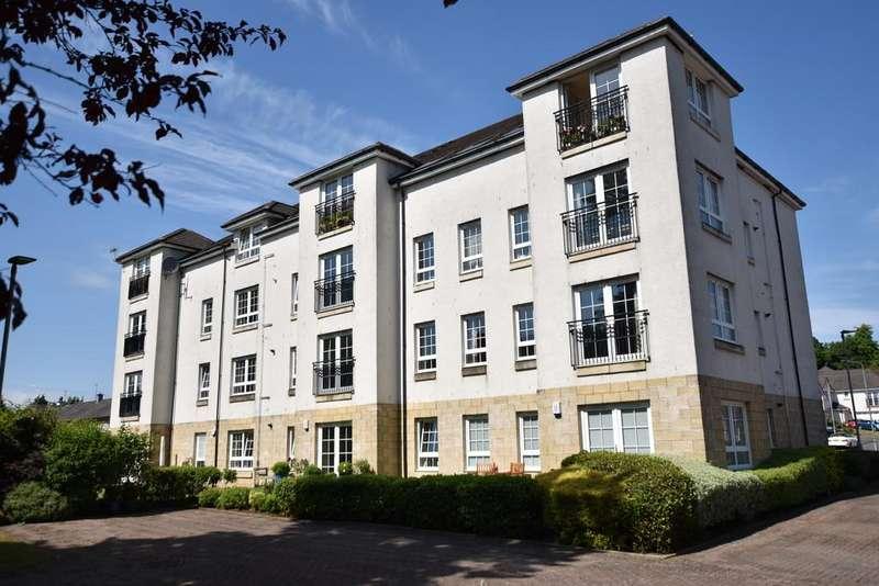 2 Bedrooms Flat for sale in Braid Avenue, Cardross