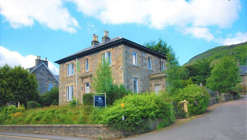 7 Bedrooms Detached House for sale in Manse Road, Crieff FK21