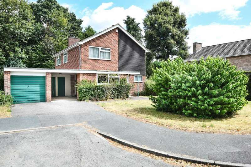 4 Bedrooms Detached House for sale in Amersham, Buckinghamshire, HP6