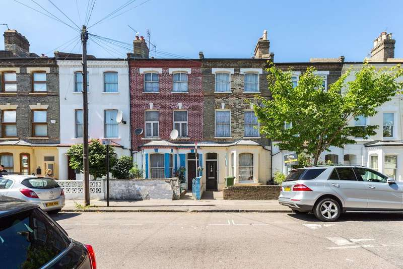 4 Bedrooms Detached House for sale in Mayton Street, London, N7