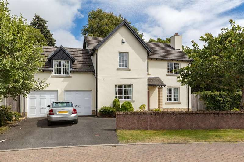 5 Bedrooms Detached House for sale in Craigmyle Park, Peel, Galashiels, Scottish Borders