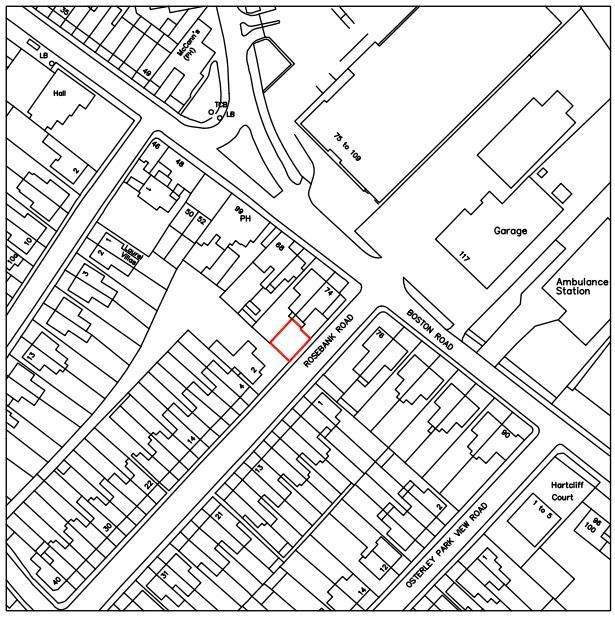 Land Commercial for sale in Boston Road, Hanwell, W7