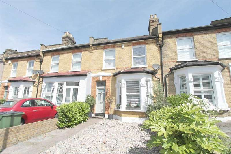 3 Bedrooms Terraced House for sale in Dumbreck Road, Eltham
