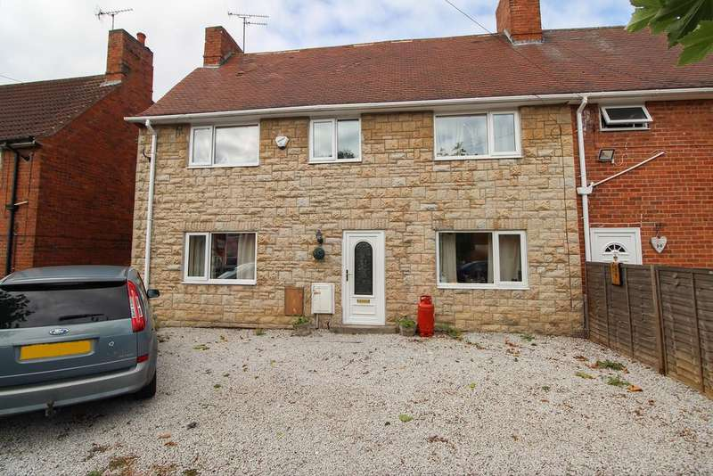 4 Bedrooms Semi Detached House for sale in Bestwood Park, Clay Cross