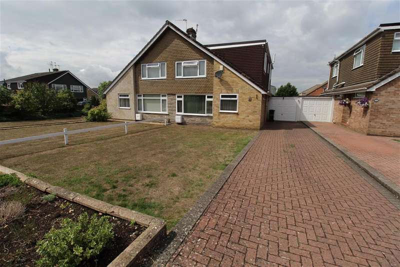 4 Bedrooms Semi Detached House for sale in Edgewood Close, Whitchurch, Bristol, BS14 9AR