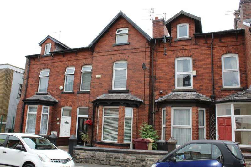 4 Bedrooms Terraced House for sale in PARK STREET, FARNWORTH BL4