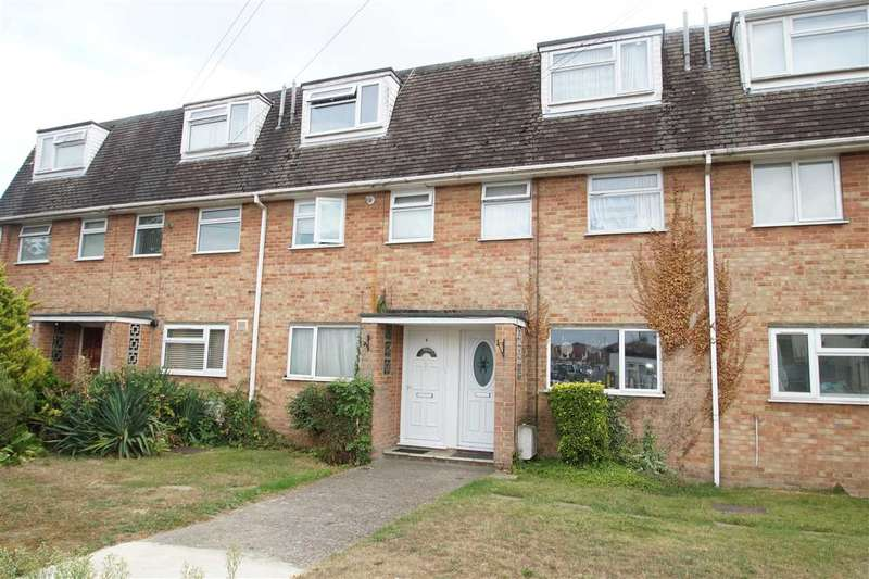2 Bedrooms Maisonette Flat for sale in Sheridan Court, Bower Way, Cippenham