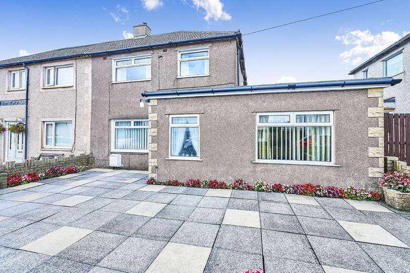 4 Bedrooms Semi Detached House for sale in Kings Drive, Egremont, CA22
