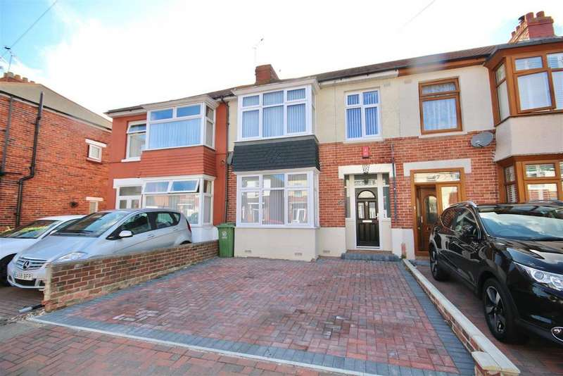 3 Bedrooms Terraced House for sale in Randolph Road, Portsmouth