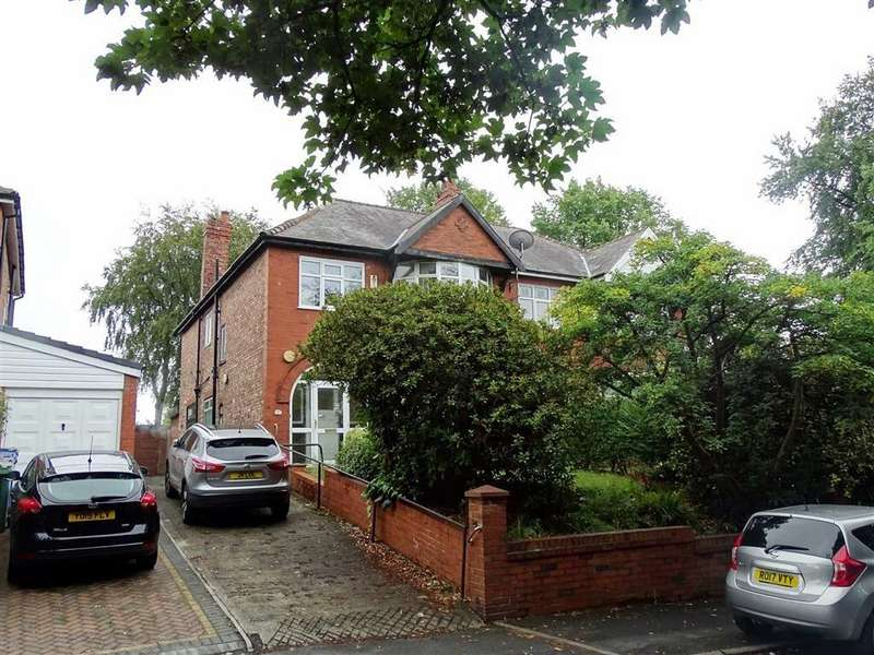 4 Bedrooms Semi Detached House for sale in Sedgley Park Road, Prestwich, Prestwich Manchester