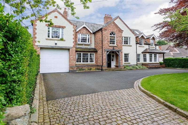 6 Bedrooms Detached House for sale in Willoughby Road, Countesthorpe, Leicester