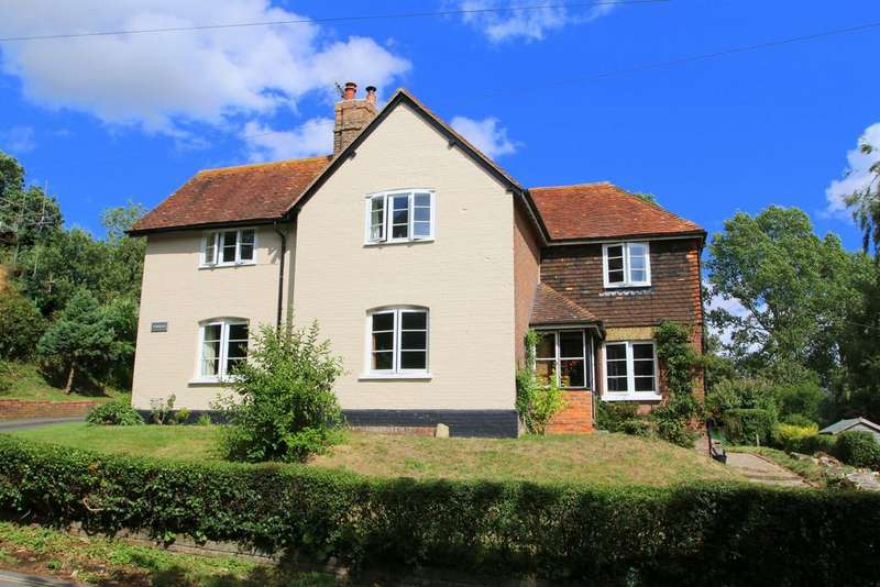 4 Bedrooms Detached House for sale in Bodiam, East Sussex