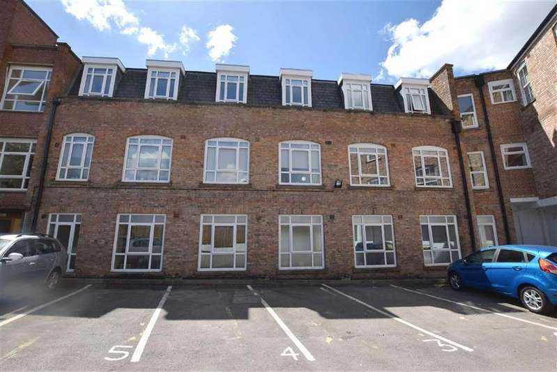 2 Bedrooms Apartment Flat for sale in Upper Bond Street, Hinckley, Leicestershire