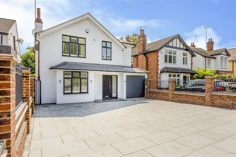4 Bedrooms House for sale in Alexander Lane, Hutton, Brentwood