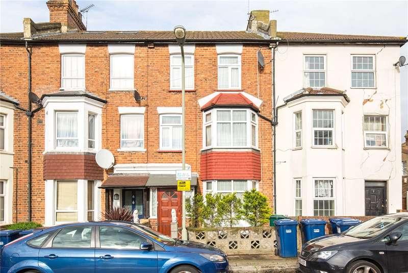 3 Bedrooms Terraced House for sale in Gruneisen Road, Finchley, London, N3