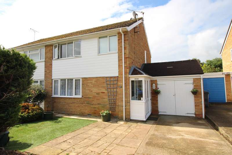 4 Bedrooms Semi Detached House for sale in Lea Road, Sonning Common, RG4