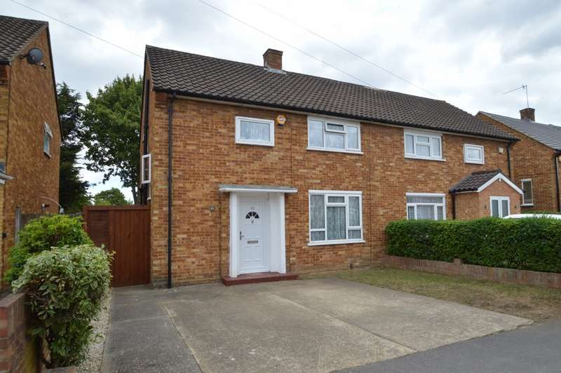 3 Bedrooms Semi Detached House for sale in Spencer Road, Langley, SL3
