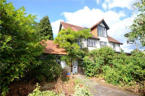 4 Bedrooms Semi Detached House for sale in Whynstones Road, Ascot, Berkshire