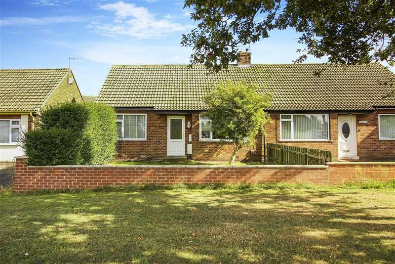 2 Bedrooms Bungalow for sale in Harbottle Avenue, Shiremoor, Tyne And Wear