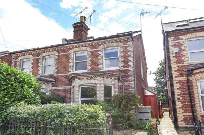 5 Bedrooms Semi Detached House for sale in Culver Road, Reading